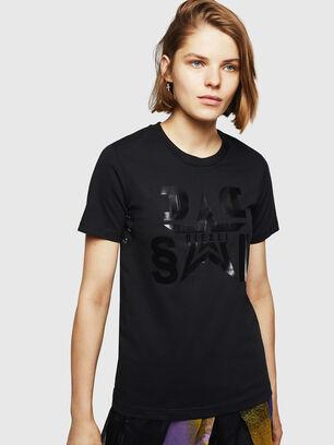 T-SILY-WMA, Black - T-Shirts