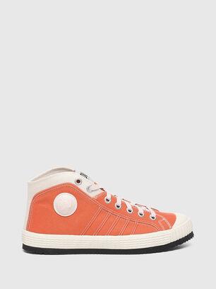 S-YUK MC, Orange/Black