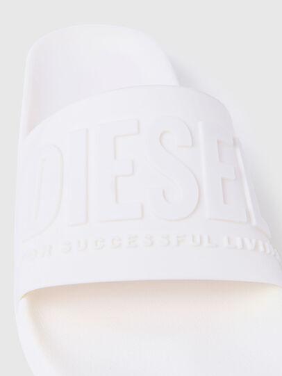 Diesel - SA-MAYEMI, White - Slippers - Image 6