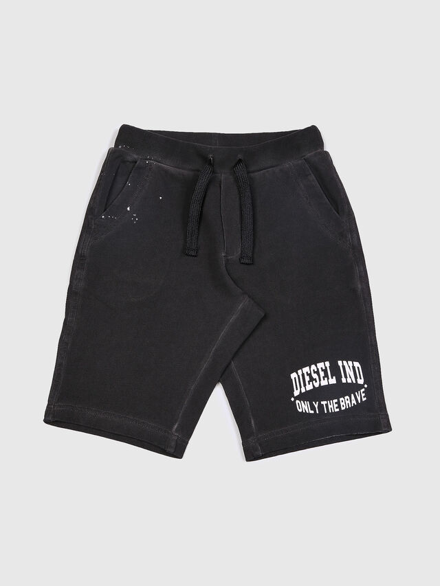 KIDS PILLOR, Black - Shorts - Image 1