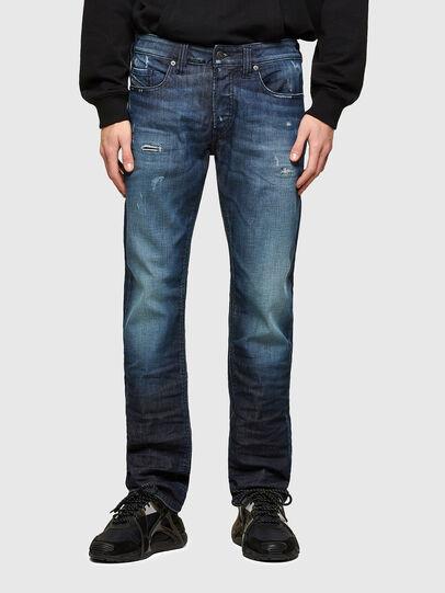 Diesel - Safado C095R, Dark Blue - Jeans - Image 1
