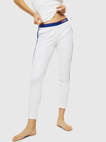 Diesel - UFLB-BABYX-BUT, White - Pants - Image 1