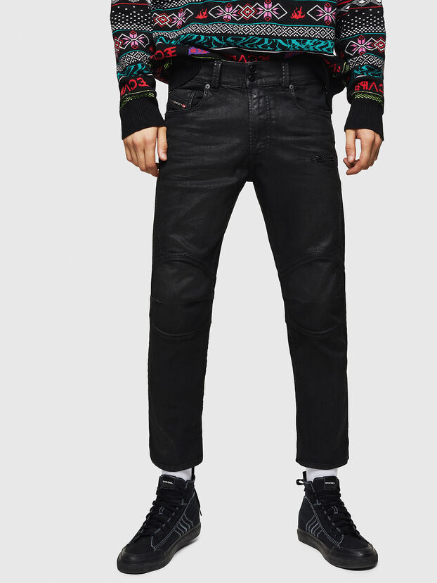 Blanck 069JD, Black/Dark grey - Jeans