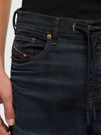 Diesel - D-Vider JoggJeans 069QF, Dark Blue - Jeans - Image 4