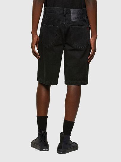 Diesel - D-MACS-SHORT, Black - Shorts - Image 2