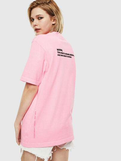 Diesel - T-JUST-NEON,  - T-Shirts - Image 4