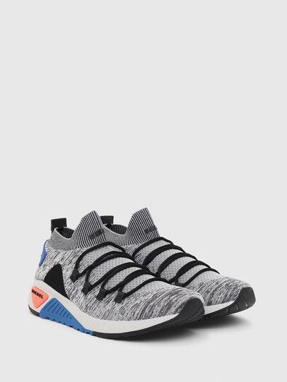 Diesel - S-KB ATHL LACE, Grey/Blue - Sneakers - Image 2