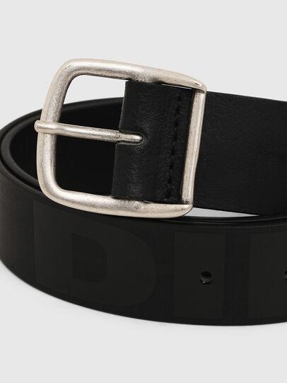 Diesel - BARBAR, Black - Belts - Image 2