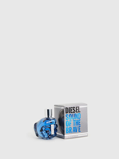 Diesel - SOUND OF THE BRAVE 50 ML, Blue - Only The Brave - Image 1