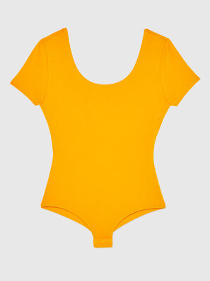 UFTK-BODY-SV, Yellow - Bodysuits