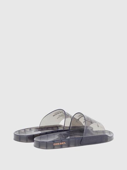 Diesel - SA-ROLLA W, Black - Slippers - Image 3