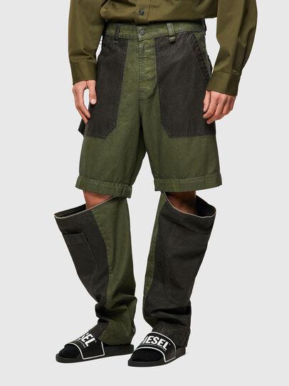 Diesel - D-Multy 0IDAQ, Green - Jeans - Image 3