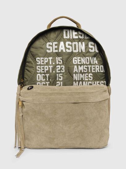 Diesel - DHORIAN, Beige/Green - Backpacks - Image 1
