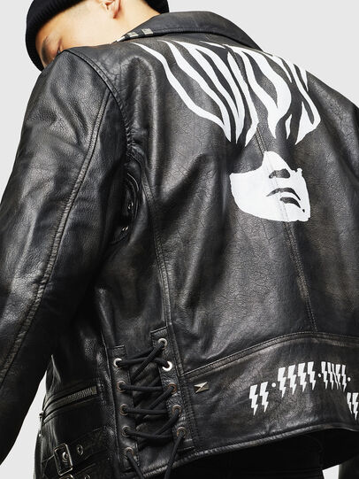 Diesel - L-GOTIV-A,  - Leather jackets - Image 4