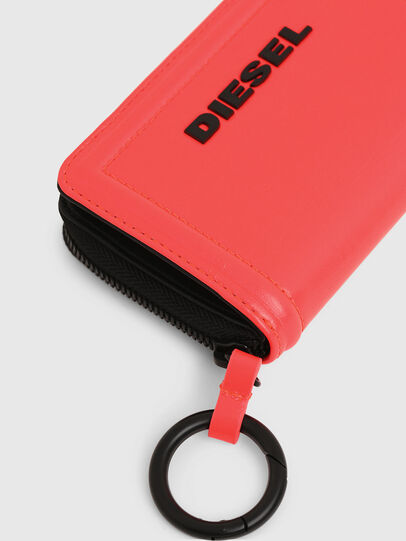 Diesel - BUSINESS LC, Peach - Small Wallets - Image 6
