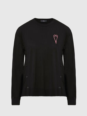 M-TERESA, Black - Knitwear