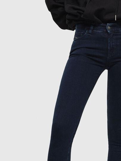 Diesel - Slandy 0094Y, Dark Blue - Jeans - Image 3