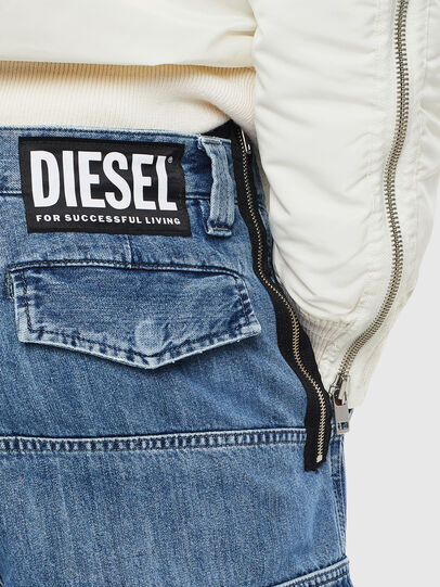 Diesel - D-Luks 009CL,  - Jeans - Image 7