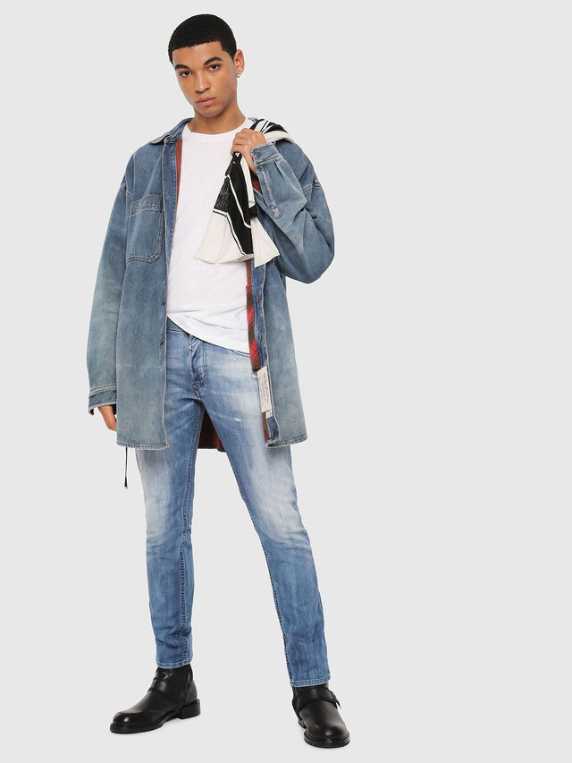 Diesel - Thommer 081AS, Light Blue - Jeans - Image 5