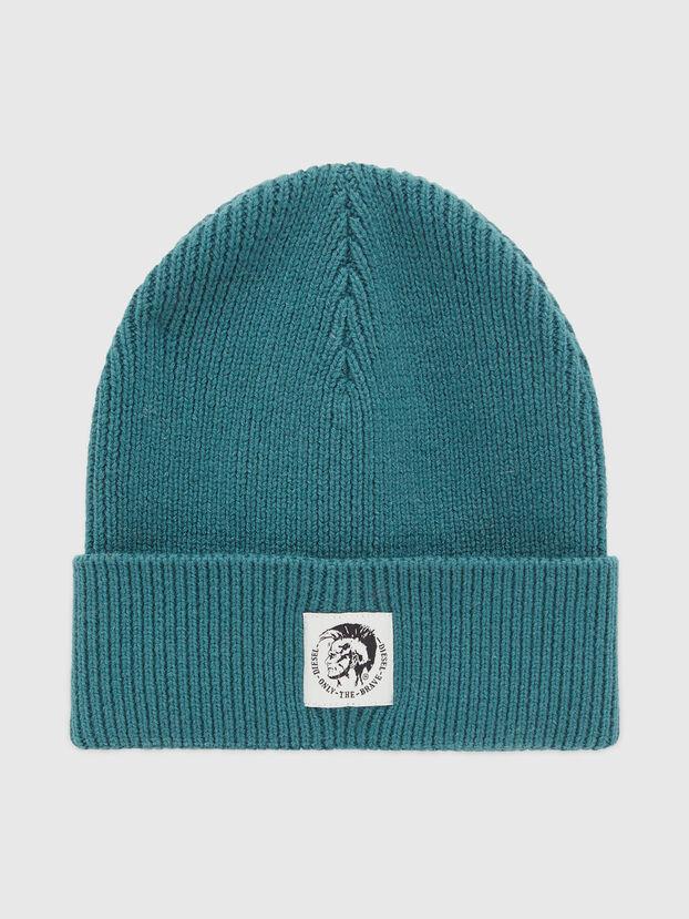 K-CODER-F, Water Green - Knit caps