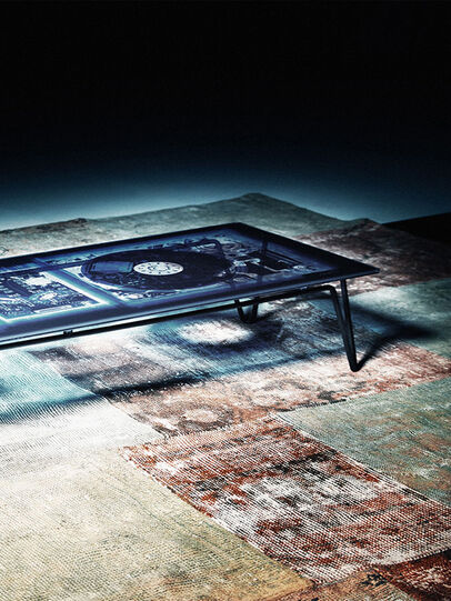 Diesel - XRADYO - TABLE, Multicolor  - Furniture - Image 2