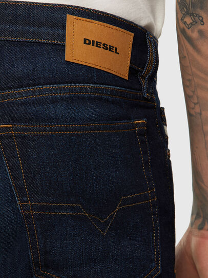 Diesel - D-Mihtry 009EQ, Dark Blue - Jeans - Image 4