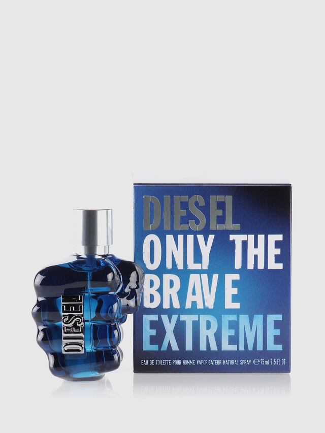 Diesel - ONLY THE BRAVE EXTREME 75ML, Blue - Only The Brave - Image 1