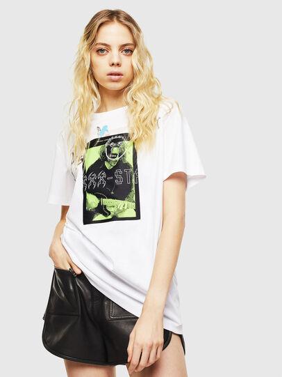 Diesel - T-DARIA-Y,  - T-Shirts - Image 1