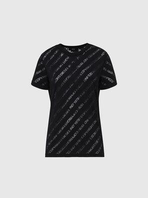 T-SILY-V22, Black - T-Shirts