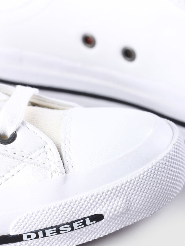 Diesel EXPOSURE IV LOW  W, White - Sneakers - Image 5