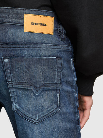 Diesel - Safado C095R, Dark Blue - Jeans - Image 4
