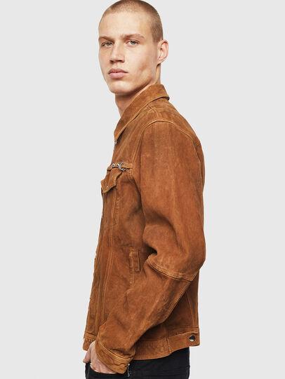 Diesel - L-DEAN,  - Leather jackets - Image 6