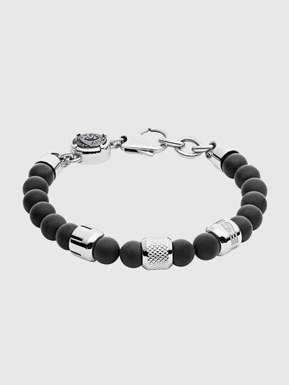 Diesel - BRACELET DX1023, Black - Bracelets - Image 1
