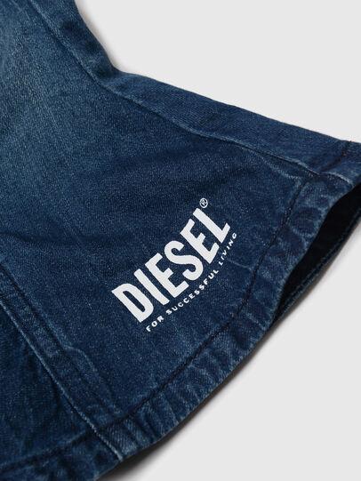 Diesel - GILLIB, Medium blue - Skirts - Image 3