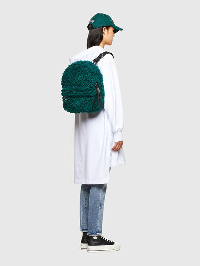 Diesel - CL - DHORIAN - BACKP, Water Green - Backpacks - Image 6