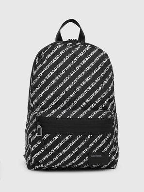 MIRANO, Black/White - Backpacks