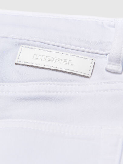 Diesel - MHARKY-J JOGGJEANS, White - Jeans - Image 3