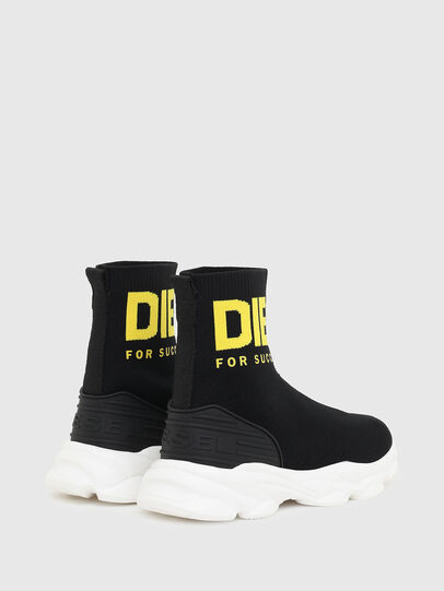 Diesel - S-SERENDIPITY SO MID, Beige/Yellow - Footwear - Image 3