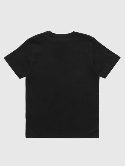 Diesel - TDIEGOA4, Black - T-shirts and Tops - Image 2