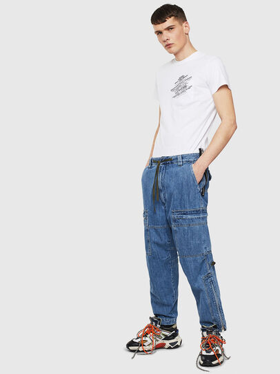Diesel - T-WORKY-S1,  - T-Shirts - Image 4