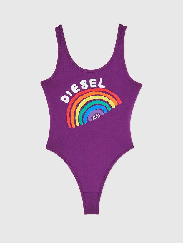 UFBY-BODY-P, Violet - Bodysuits