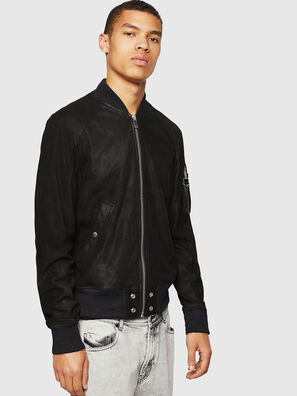 L-NIKOLAI,  - Leather jackets