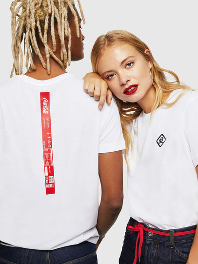 Diesel - CC-T-DIEGO-COLA,  - T-Shirts - Image 6