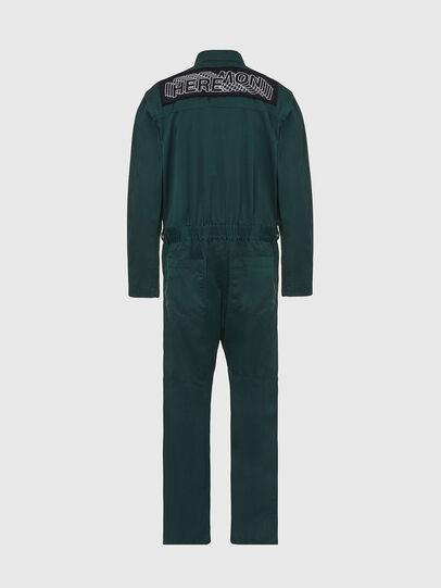 Diesel - P-LARRY, Dark Green - Pants - Image 2