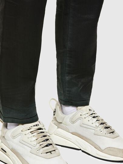 Diesel - Krailey JoggJeans 069QP, Black/Green - Jeans - Image 5