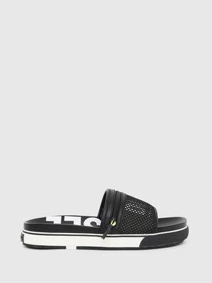 SA-GRANDZ, Black - Slippers