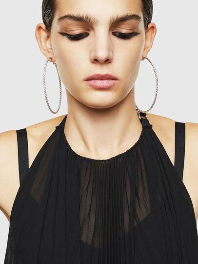 Diesel - D-SOLEIL, Black - Dresses - Image 3
