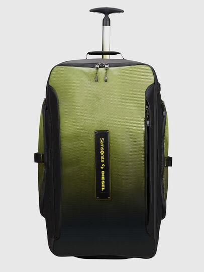 Diesel - KA2*69010 - PARADIVE, Black/Yellow - Duffles with wheels - Image 2
