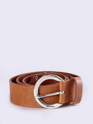 B-RAMIRA, Brown leather