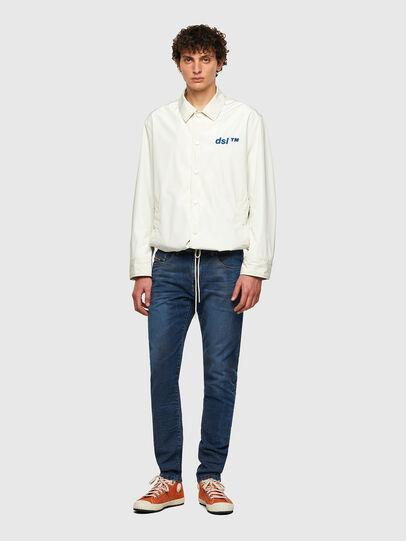 Diesel - D-Strukt JoggJeans® 069WP, Dark Blue - Jeans - Image 5
